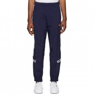 Navy Archive Track Pants