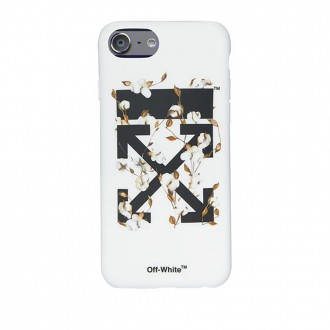 Arrows Floral Print iPhone 8 Case