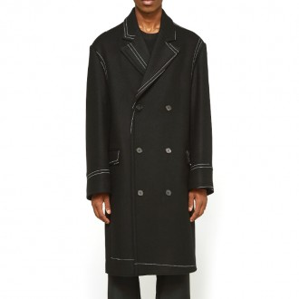 Over Fit DB Coat