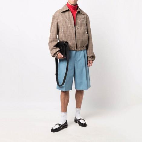 Short Pant Vintage Pinstripe