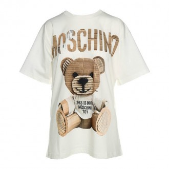 Moschino Teddy Bear cotton-jersey tee