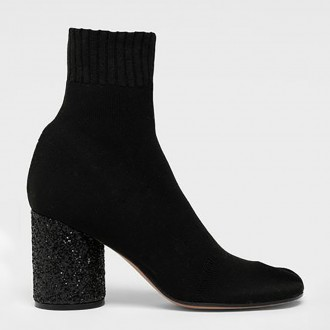Tabi Knitted Sock Boots