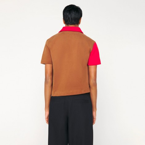 Oural Red Polo