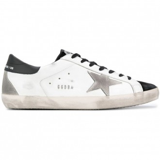 Superstar Sneaker In Smooth Leather