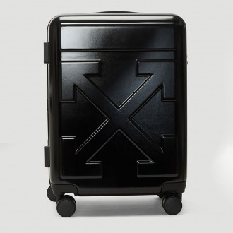 Arrow Trolley Carry-On Suitcase In Black