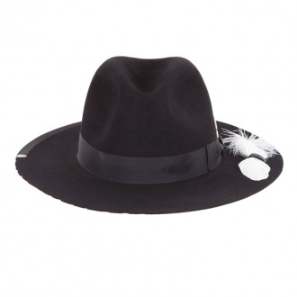 Cappello fedora Sicilian By Nick Fouquet