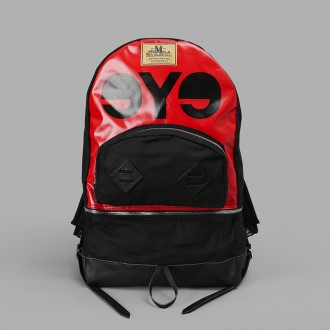 MULTICOLOR EYE BACKPACK