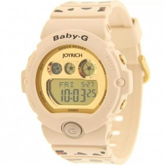 CASIO G-SHOCK 6900 WATCH - JOY RICH LIMITED EDITION (LEOPARD)