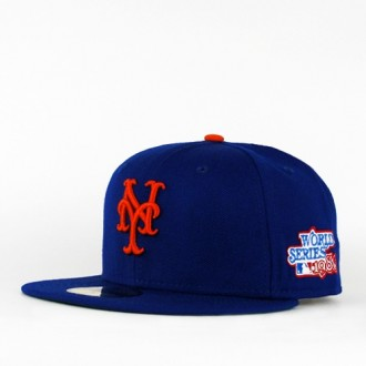 NEW ERA NEW YORK METS FITTED