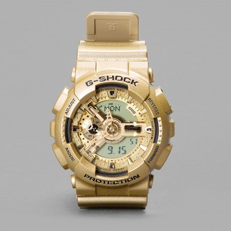 Yellow Gold Watch