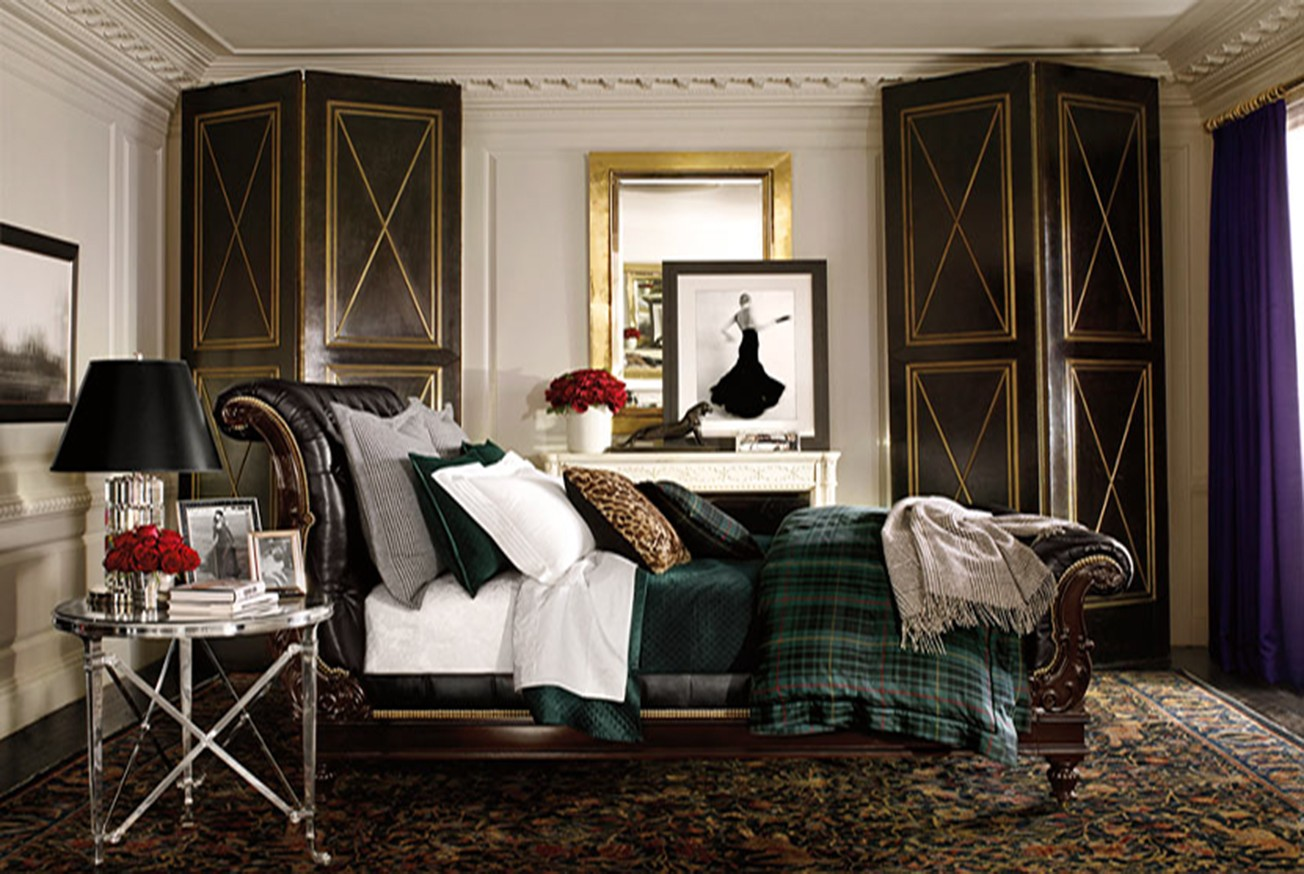 ralph lauren shopenauer. Black Bedroom Furniture Sets. Home Design Ideas