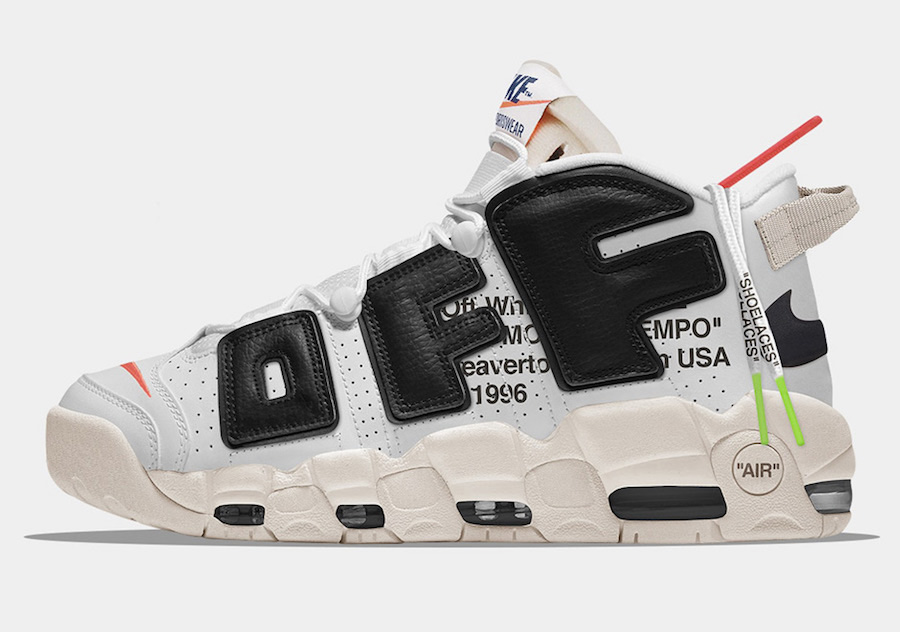 nike x off white shoes