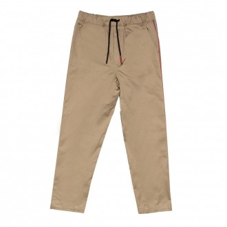 Chino Pants with Bands