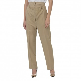 Double-Waist Trousers
