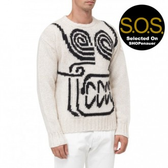Moncler 2 1952 Jumper With Graphic