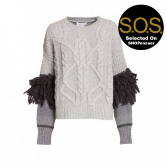 Fringes Sweater