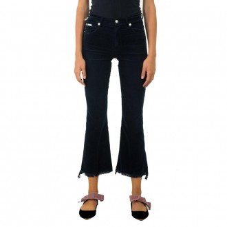 Blue Ingrid Trousers