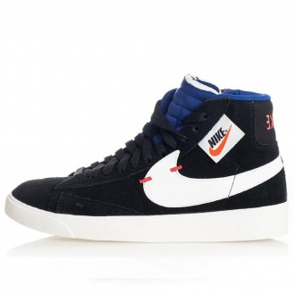 Sneakers W Blazer Mid Rebel