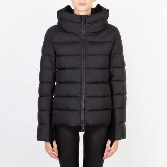 Down Jacket Polar-Tech Nylon Chamonix Black