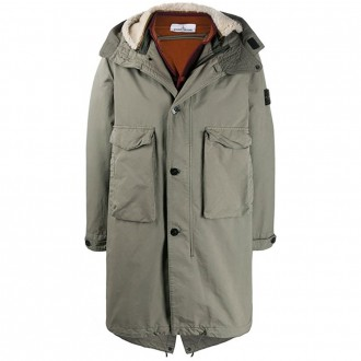 Dovetail Parka With Detachable Interior