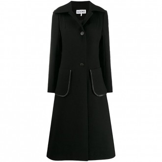 Wool Coat From The F / W Show