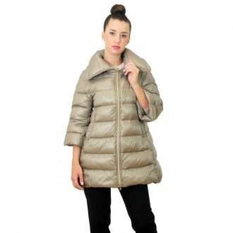 Down Jacket Light Dove Gray