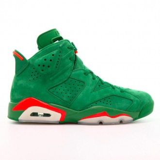 6 RETRO GATORADE PINE GREEN