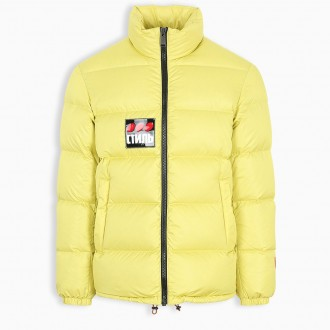 CTNMb Yellow Down Jacket