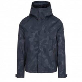 Blue Camou Atlantic field jacket