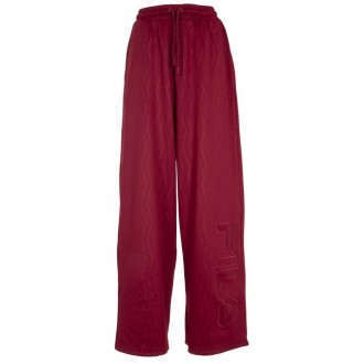 Jersey Trousers With Embossed Logo