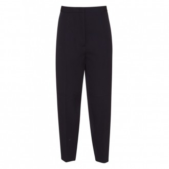 Boxy Cropped Trousers