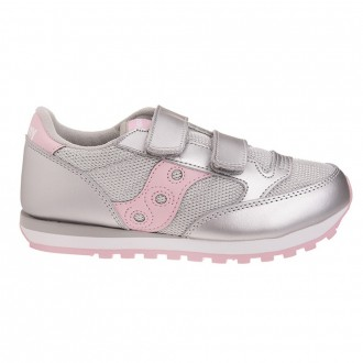 Jazz Double Hl Metallic Silver Kids