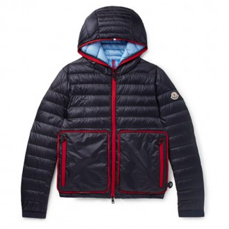 Archedois Packable Quilted Shell Hooded Down Jacket