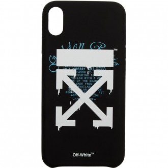 Black Dripping Arrows iPhone Xr Max Case