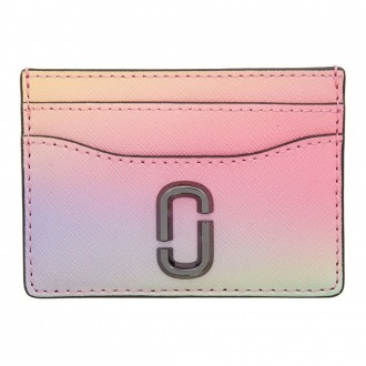 Multicolor Snapshot Card Holder