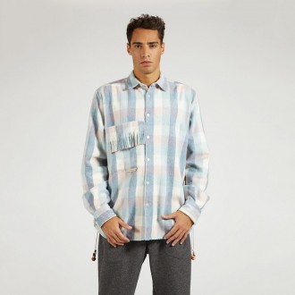 Shirt With Side Coulisse