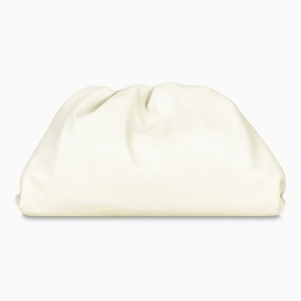 The Pouch White Bag