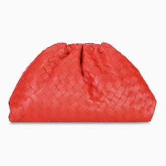 The Pouch Red Bag