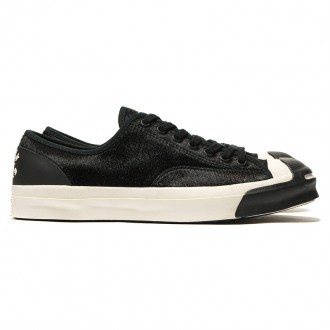 x Born x Raised Jack Purcell Modern Black / Egret