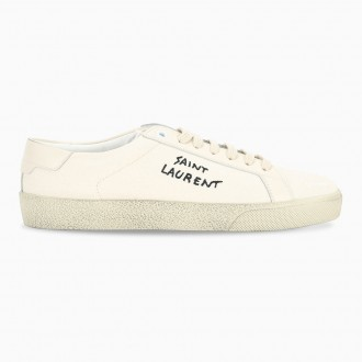 Court Classic Sneaker With Embroidery