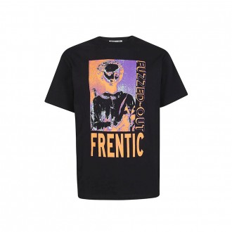Black Frentic Mc T-shirt