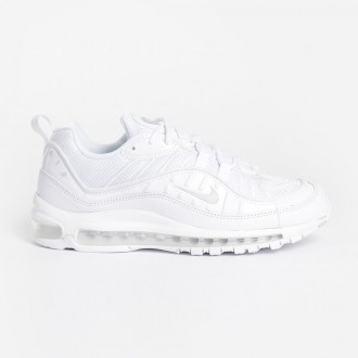 WHITE AIR MAX 98 SNEAKERS