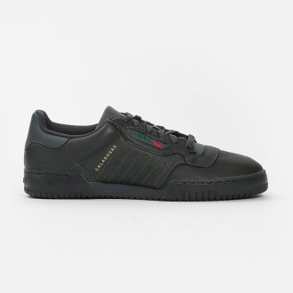 X ADIDAS CORE BLACK POWERPHASE CALABASAS SNEAKERS