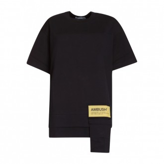 Short sleeves Black T-shirt