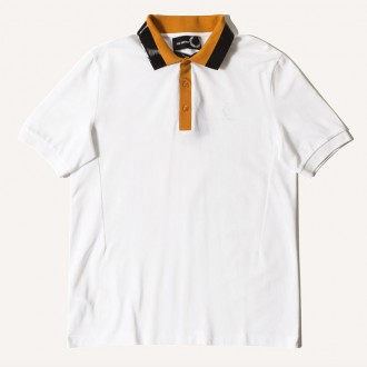 TAPE COLLAR PK SHIRT