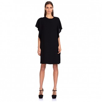 Dalida Black Dress