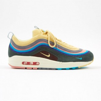 Air Max 1/97 VF SW - Light Blue Fury & Lemon Wash