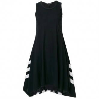 handkerchief hem sporty dress