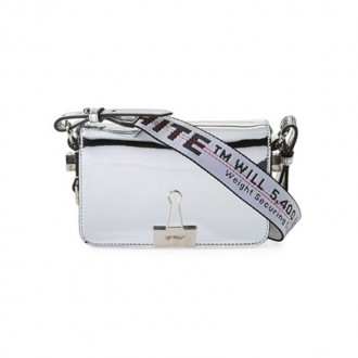Mirror Mini Flap Crossbody Bag