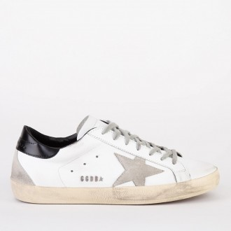 Sneakers Superstar White - Black - Cream - Metal Lettering